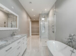 91 Davis Blvd Soaking Tub and Shower Cristan Fadal Davis Islands Real Estate
