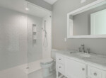91 Davis Blvd Unit Guest Roll in Shower Cristan Fadal Davis Islands Real Estate