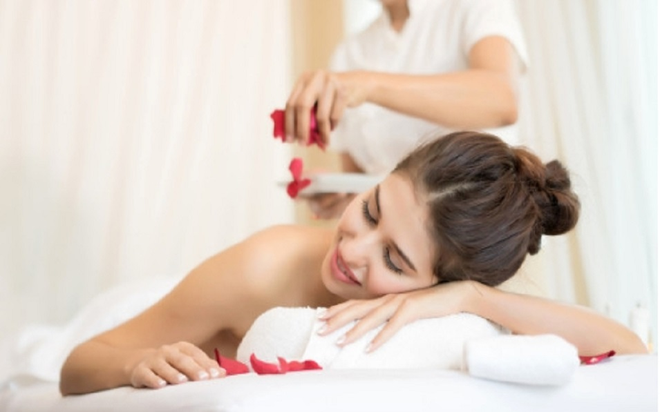 erotic massage in central London