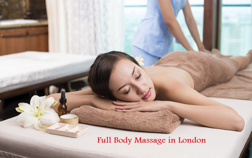 full body massage in London
