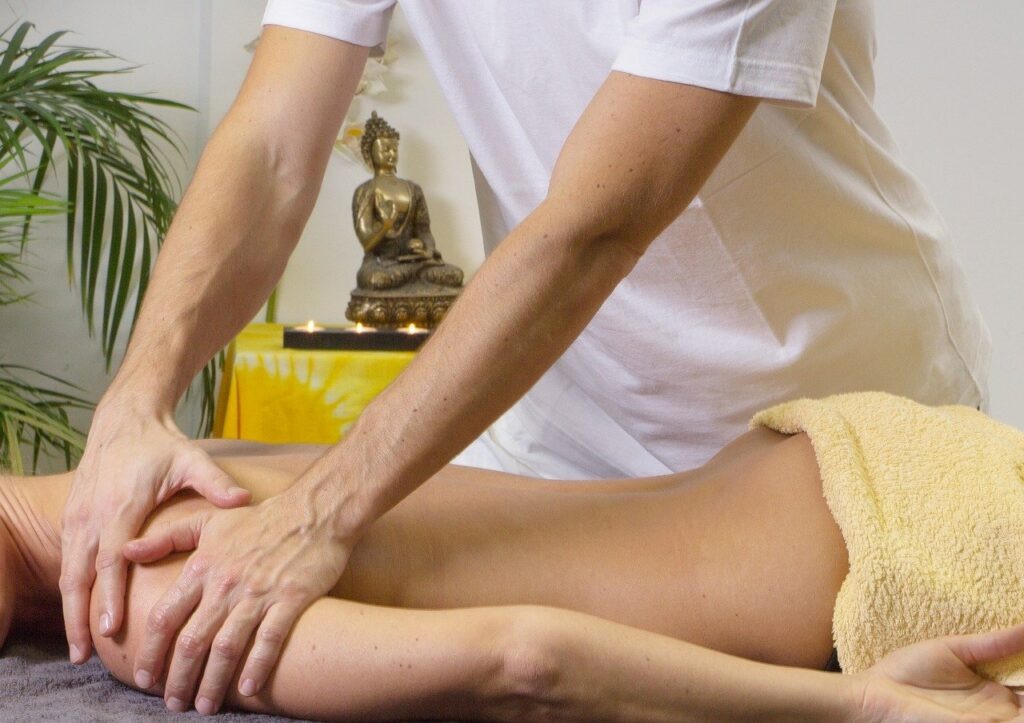 Tantric Massage in Mayfair