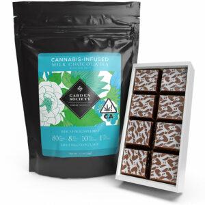 Milk Chocolate with Sea Salt