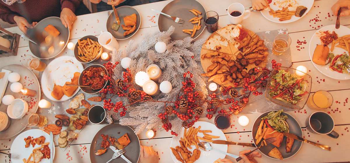See The Holidays Through Rosette-Colored Glasses