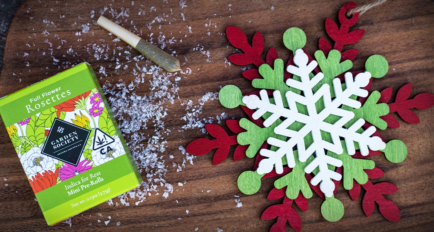 The Joy of Cannabis: A Garden Society Holiday Gift Guide