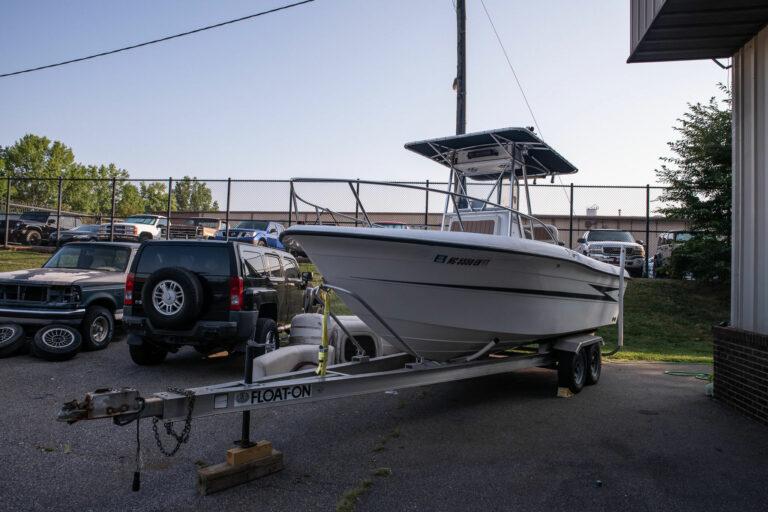 boat restoration services