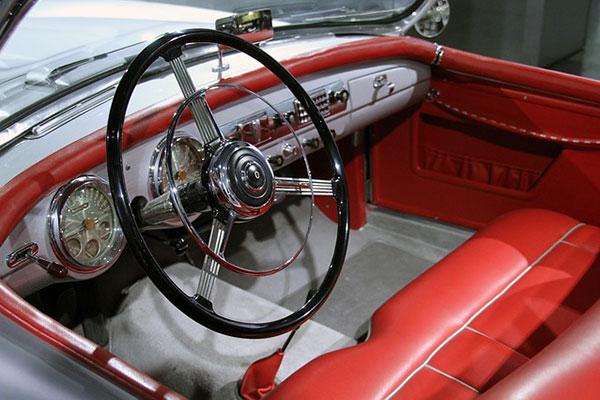 convertible tops, vinyl tops, vinyl seats, seat restoration, headliners, carpet