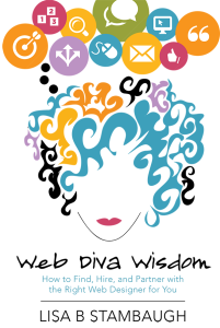 Web Diva Wisdom book cover