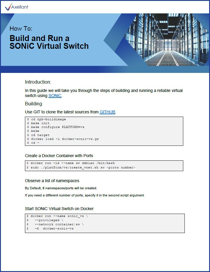 SONiC Virtual Switch Thumbnail