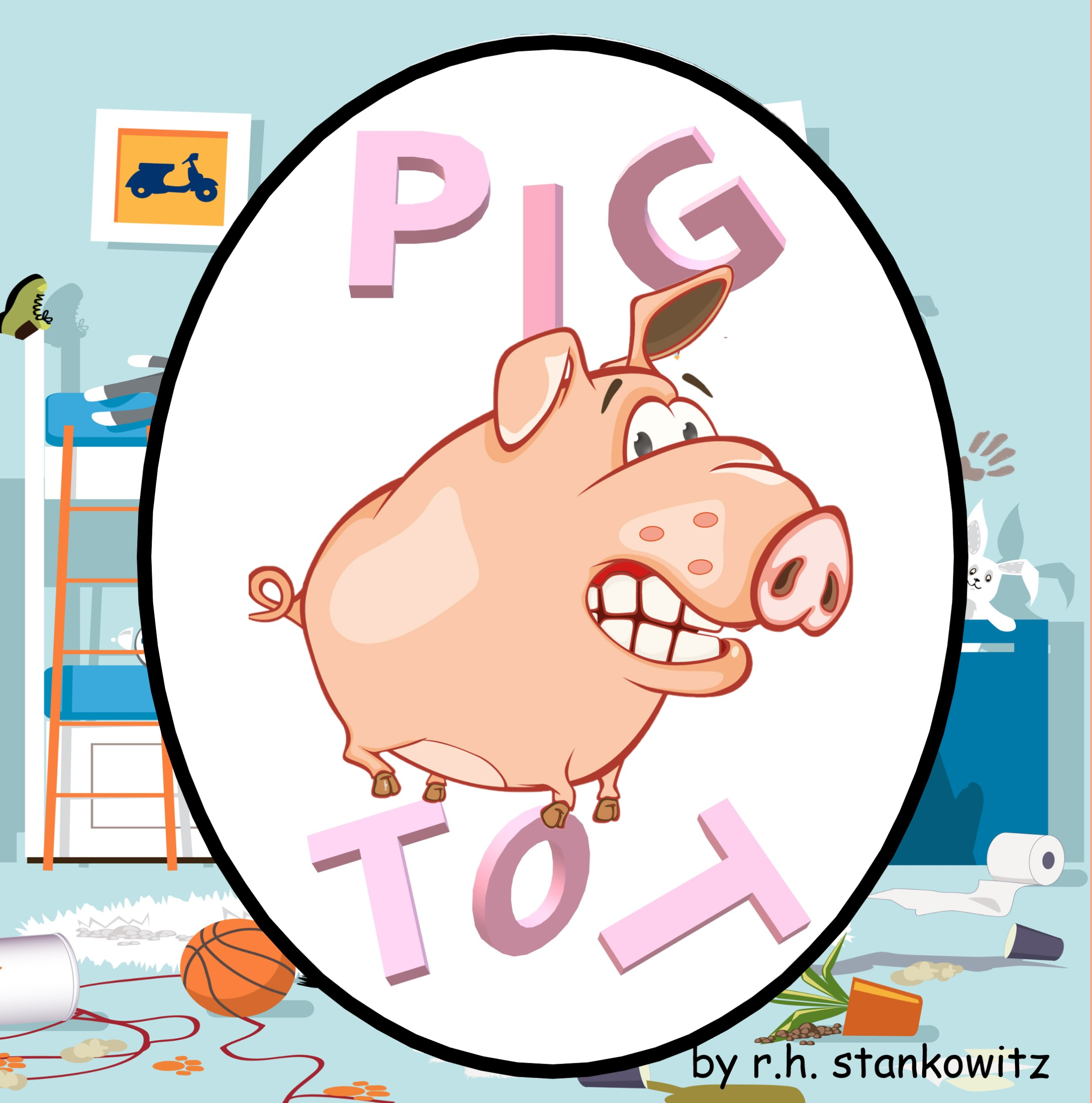 The Pig Tot Book: Children's Book Press Release