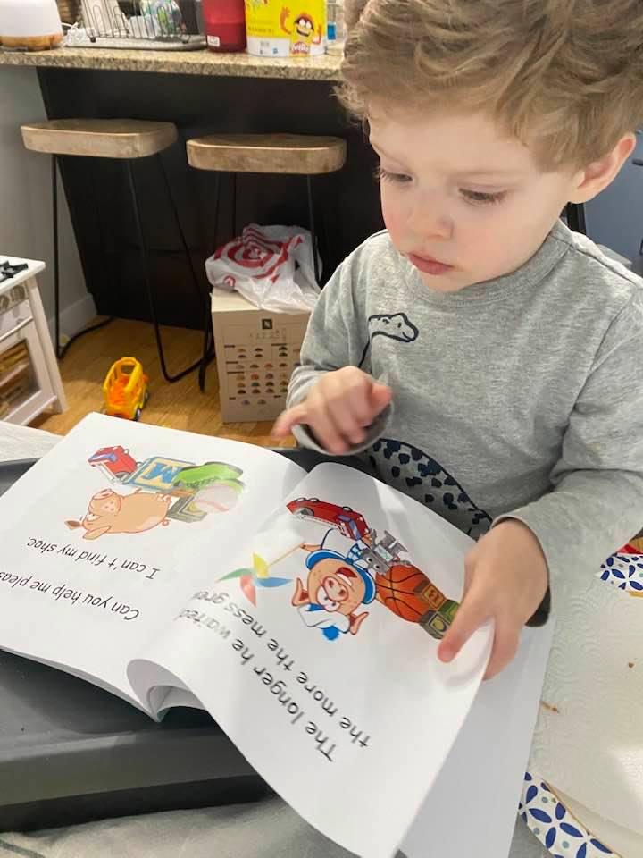 Pig Tot 🐷 Children's Book