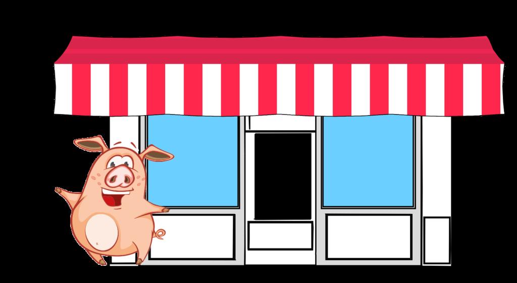 Pig Tot children's book