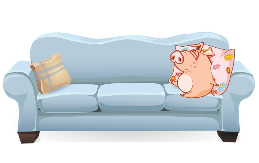 Pig Tot picture book