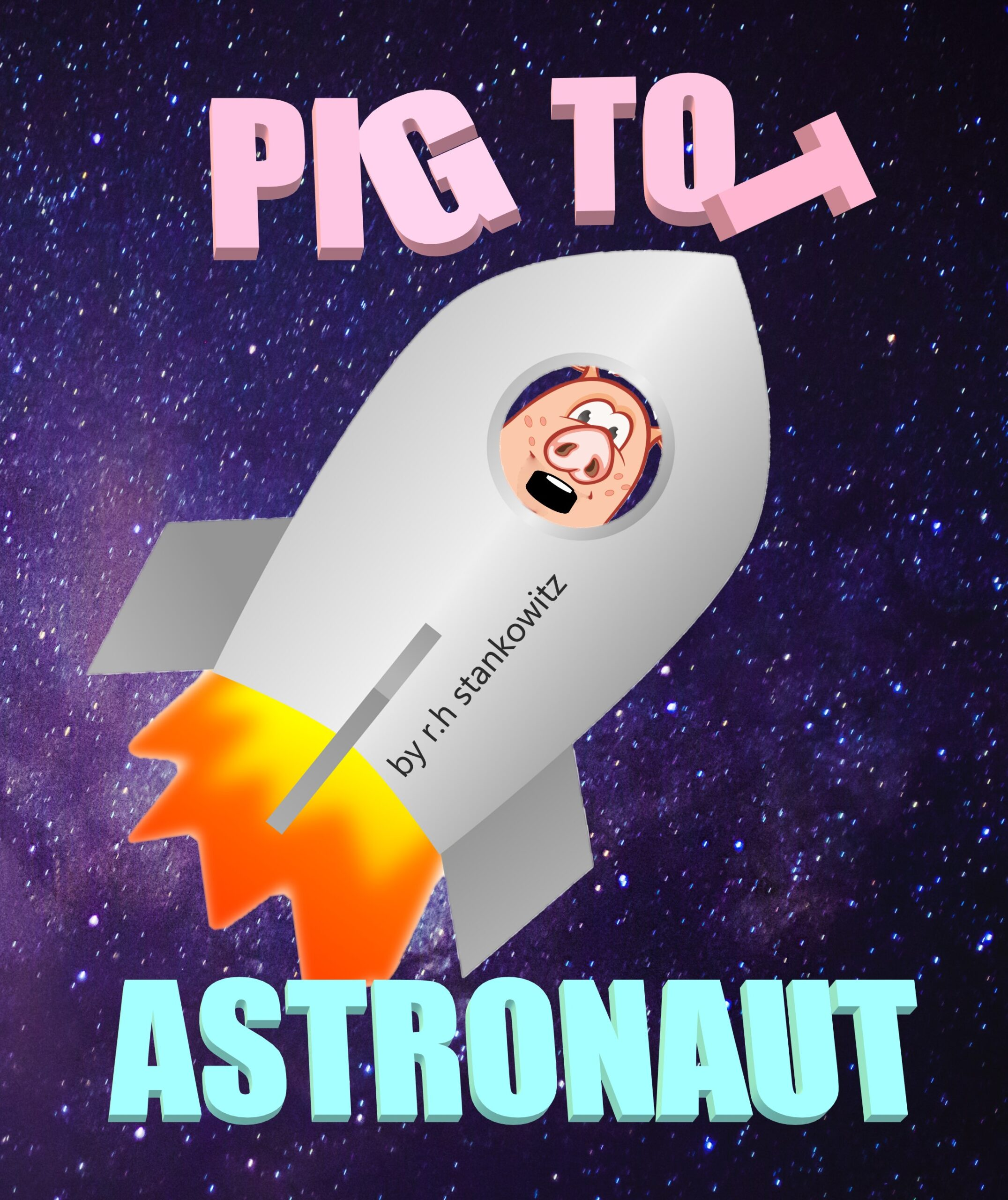 Pig Tot Astronaut