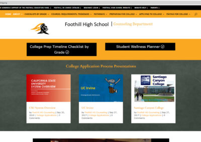 foothillhscounseling.org