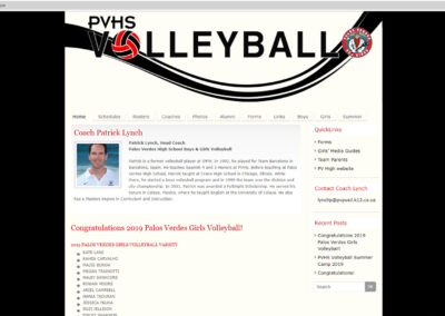 pvhsvolleyball.com