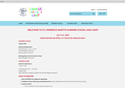 slmsummerschool.org Shopify
