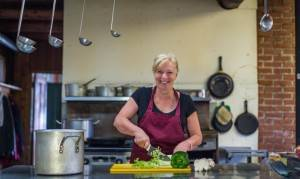 pourvoirie-mastigouche cuisiniere