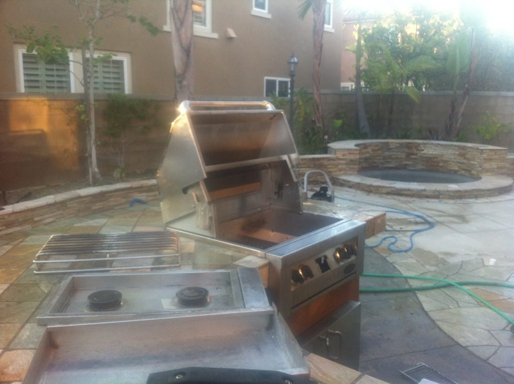 BBQ RESTORATIONS BBQ CLEANING IN IRVINE