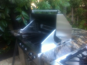 From mild to wild Barbecues, islands and outdoor kitchens, BBQ Restorations