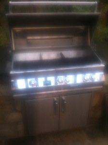 viking bbq grill