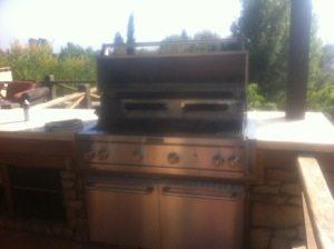 Litchen Aid BBQ Restoration by BBQ Restorations Orange County
