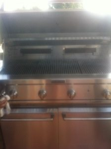 BBQ Cleaning Kitchen Aid in Villa Park, C.A