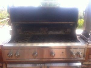 Kitchen Aid BBQ Cleaning in Villa Park