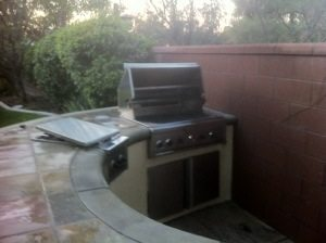 Pictured is Lynx barbecue | Laguna Niguel | BBQ Cleaning by BBQ Restorations