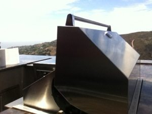 after viking barbecue cleaning laguna beach by BBQ Restorations