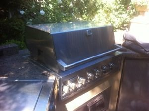 Tustin turbo bbq restoration