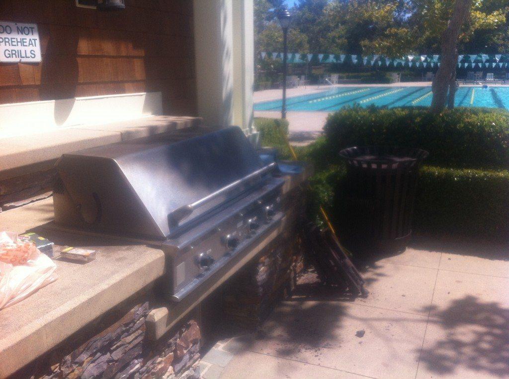 BBQ Restoration DCS Newport Beach