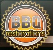 Pictured is BBQ Restorations barbecue grill cleaning and repair experts