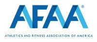 Athletics and Fitness Association of America Logo