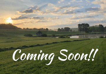 Coming Soon to Fort Hill Farms