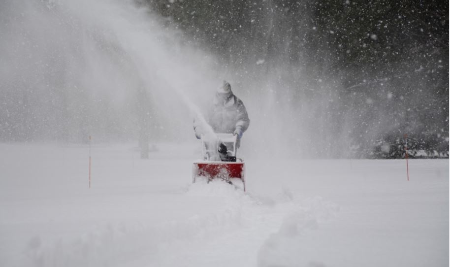 snowblowing accident personal injury law fargo nd