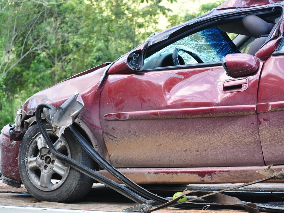 car crash personal injury fargo nd