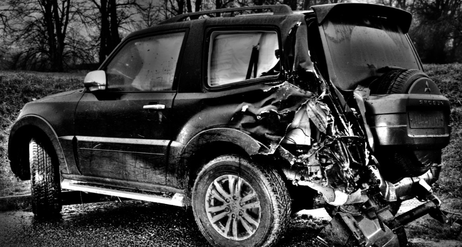 Car crash personal injury fargo