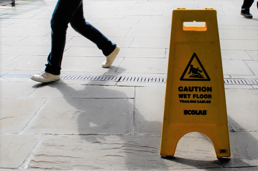 slip and fall personal injury fargo nd