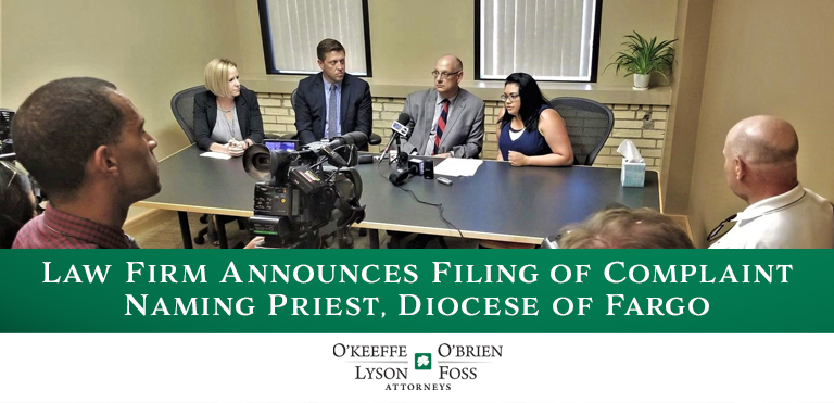 diocese of fargo announcement