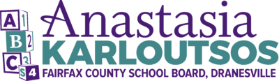 Anastasia Karloutsos for Fairfax Co. School Board – Dranesville