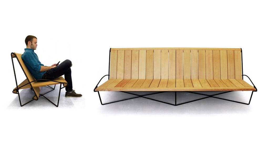 James Rose Bench