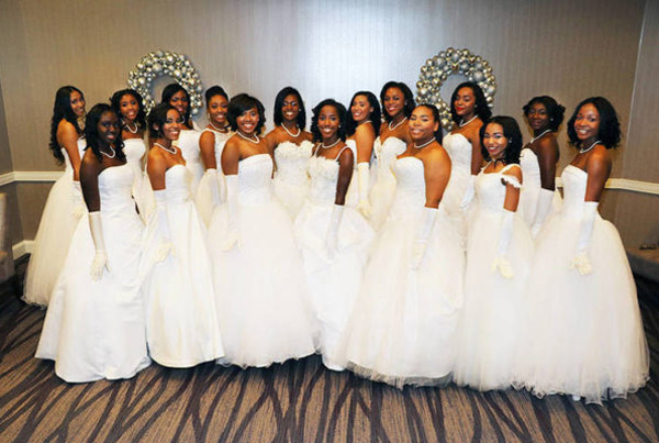 Essex County (NJ) Chapter of The Links, Incorporated 13th Biennial Emerald & Ivory Debutante Cotillion