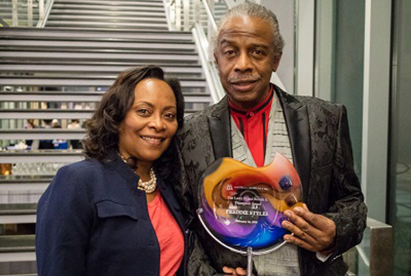Georgia Museum of Art recognizes Freddie Styles and Lillian Kincey