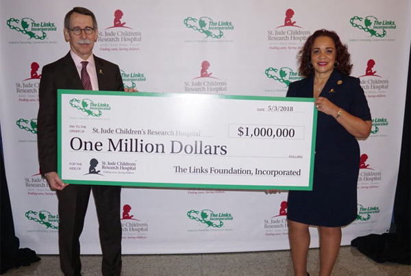 St. Jude Children's Research Hospital Receives $1 Million Grant For Sickle Cell Programs