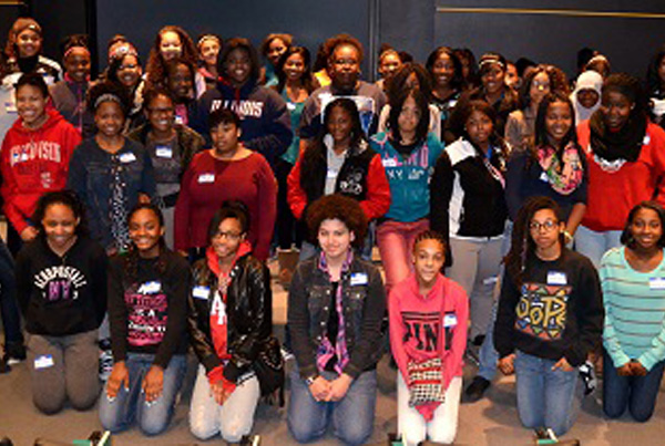 "Annual ""Yes, I Can! Yes, I Will!"" Conference Engages and Supports Middle-School Girls"