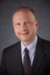 Photo of Chief Financial Officer, Jeff Vavricek