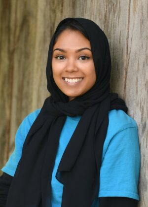Ms. Nasrine Abdulghani : Teacher's Aide