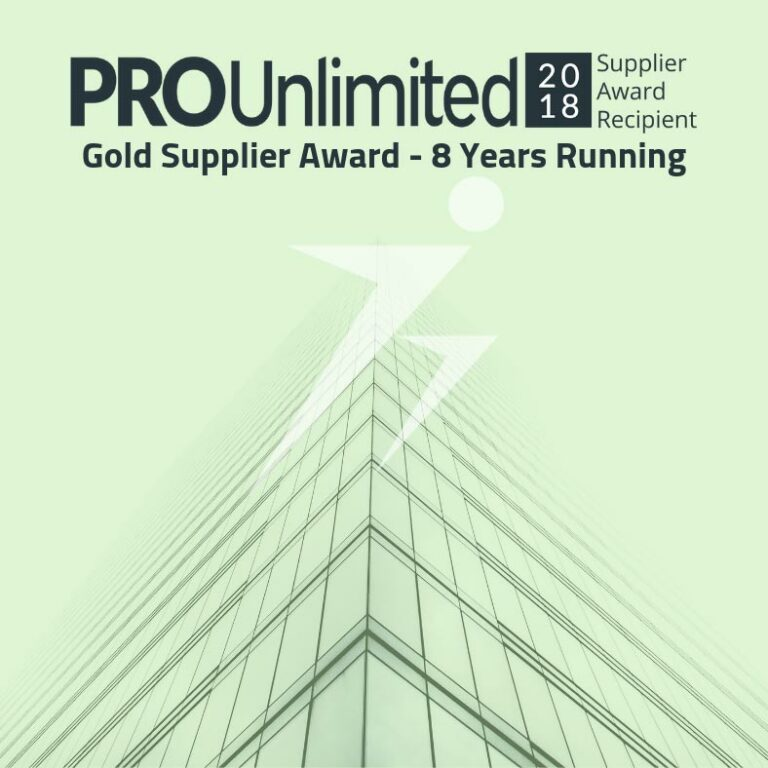 TalentBurst Named as Gold Supplier in PRO Unlimited 2018 Global Supplier Awards