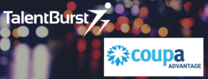 Press Release: Staffing and Payrolling Industry Leader TalentBurst Joins Coupa Advantage Supplier Network as Flagship Provider in New Offering
