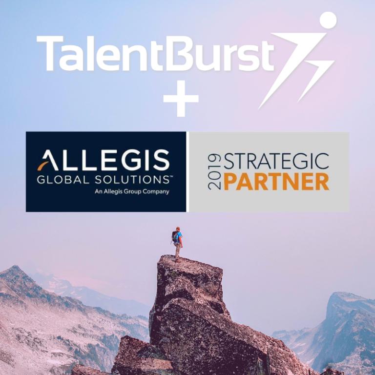 TalentBurst Named as Allegis Global Solutions 2019 Strategic Partner for Managed Services
